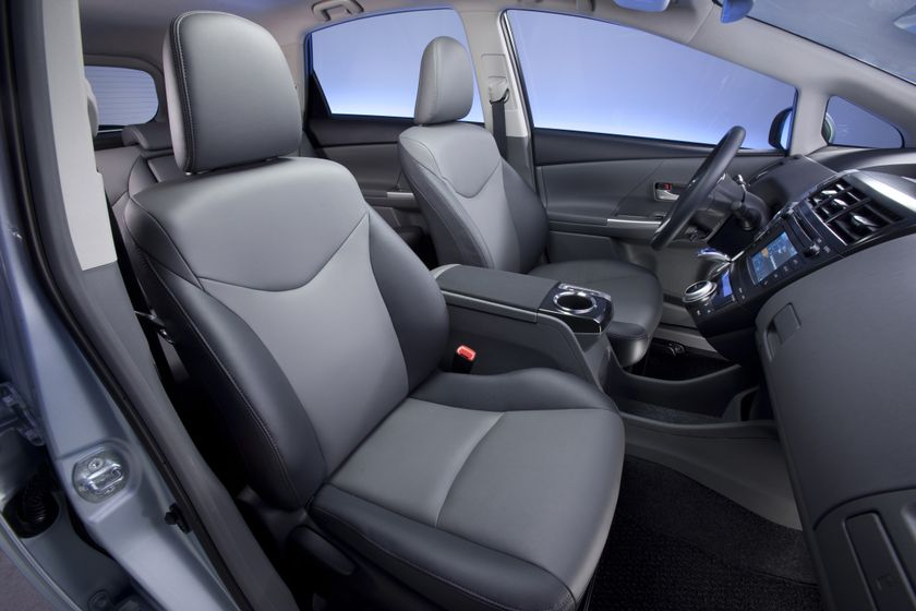 2012 Toyota Prius V 53