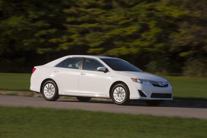 2012 Camry Hybrid 11