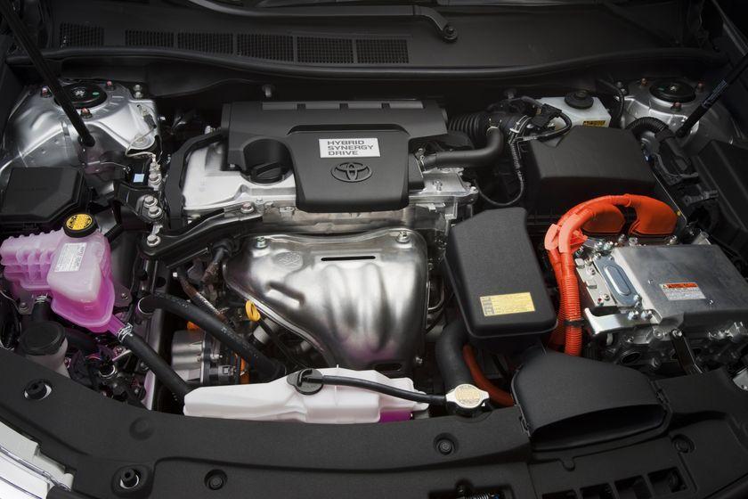 2012 Camry Hybrid 18