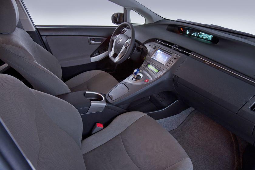 2012 Toyota Prius 14
