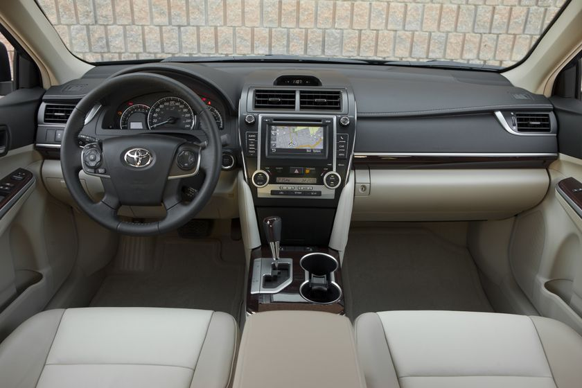 2012 Camry XLE 23