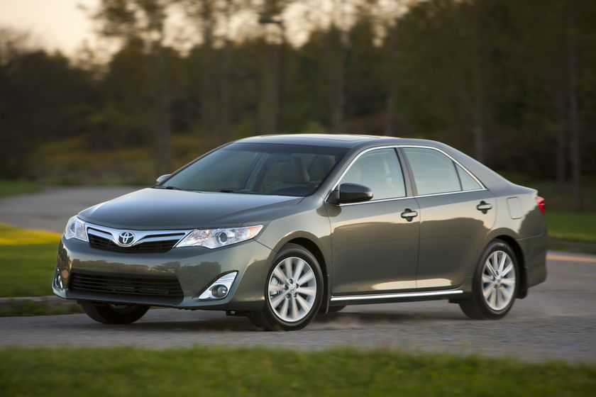 2012 Camry XLE 16