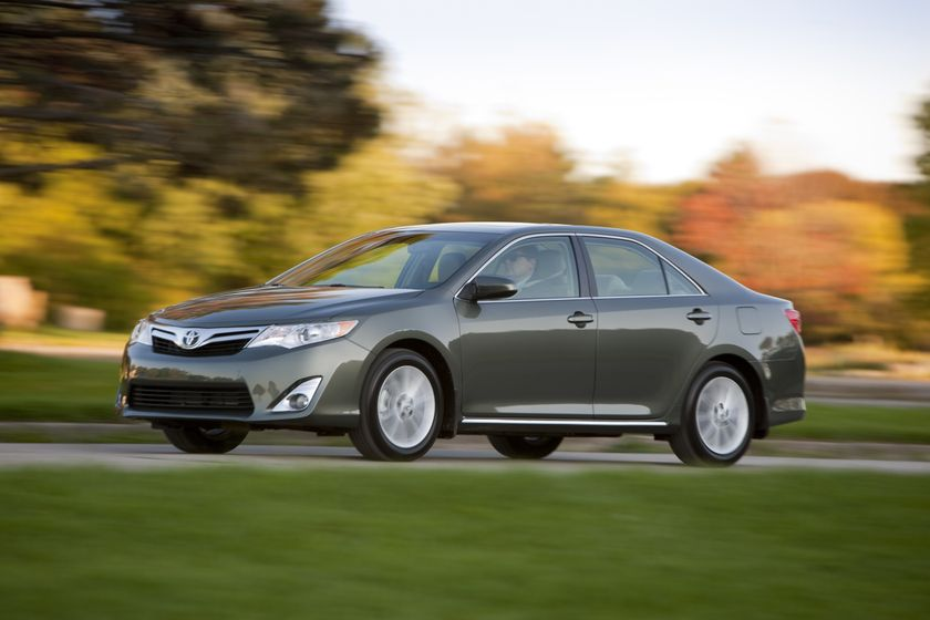 2012 Camry XLE 15