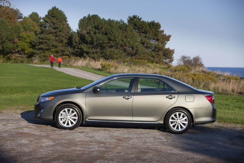 2012 Camry XLE 13
