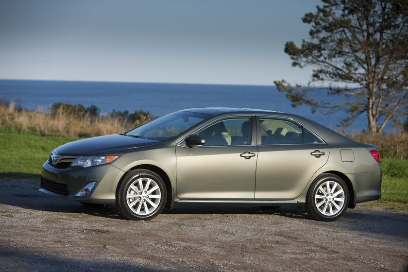 2012 Camry XLE 12