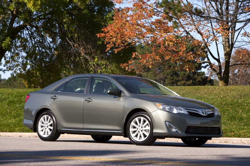 2012 Camry XLE 06