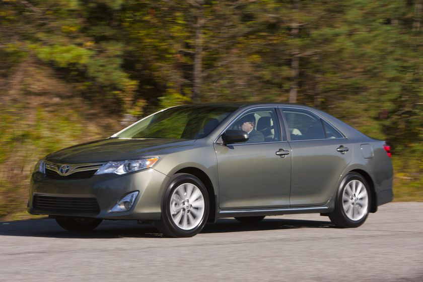 2012 Camry XLE 01