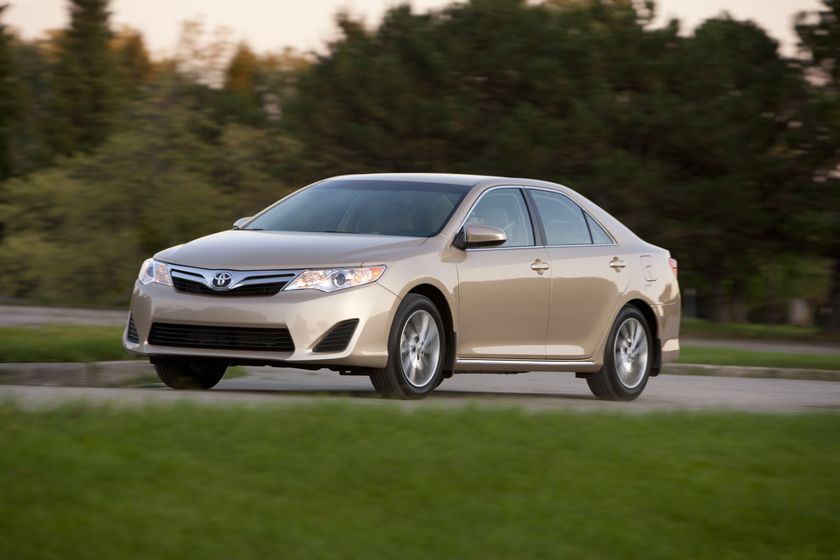 2012 Camry LE 19
