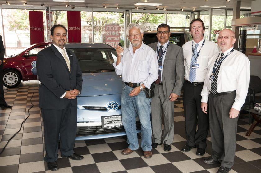 2012 Prius Plug-In Hybrid 6