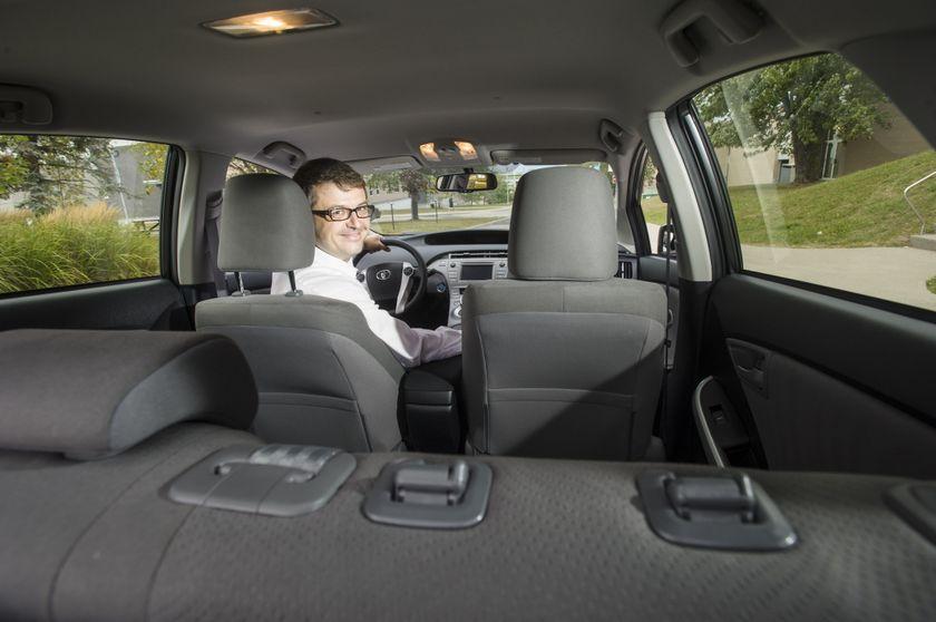 2012 Prius Plug-In Hybrid 5