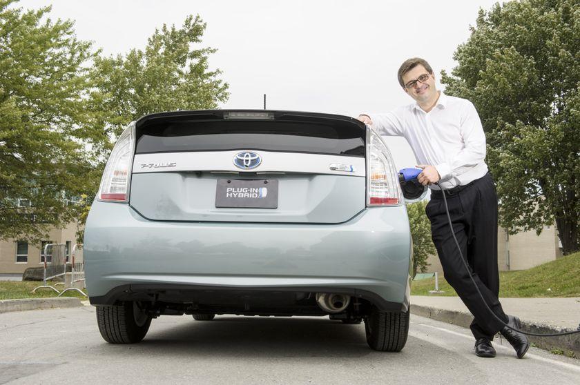 2012 Prius Plug-In Hybrid 4