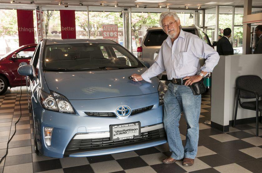 2012 Prius Plug-In Hybrid 1