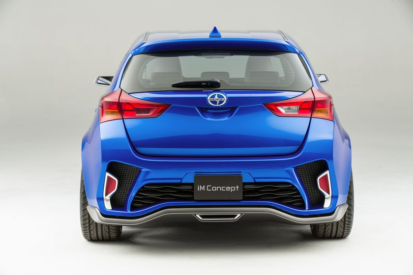 Scion iM Concept back on