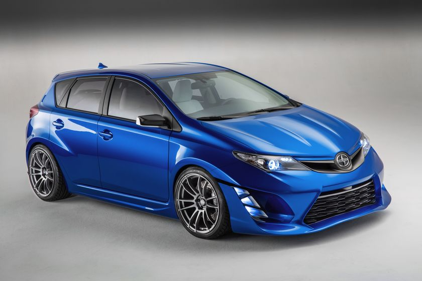 Scion iM Concept High