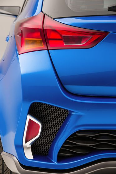 Scion iM Concept Rear Half