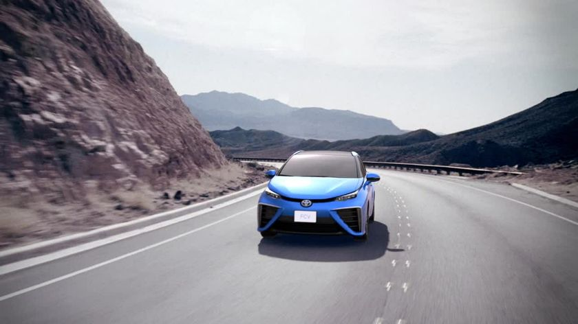 Toyota's Fuel Cell Vehicle (FCV): Setting the Next Hundred Years in Motion