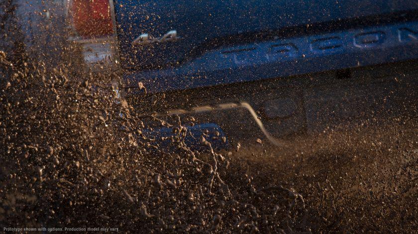 2016 Toyota Tacoma - Teaser 1 - Dec 10