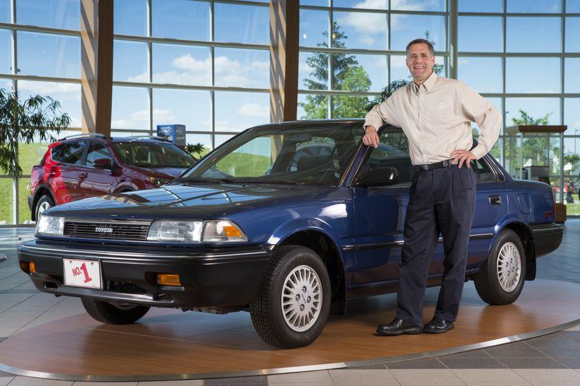 1989 Corolla Brian Krinock 2