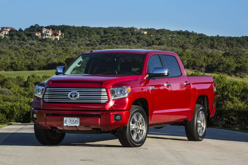 2014 Toyota Tundra Platinum 030