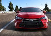 2015 Toyota Camry XSE 01