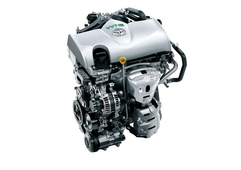 1.3L gasoline engine