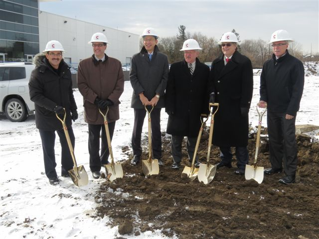 Richmond Hill Groundbreaking 2