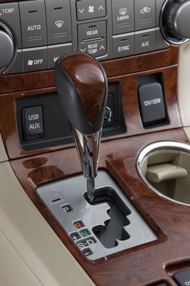 Highlander Interior 5