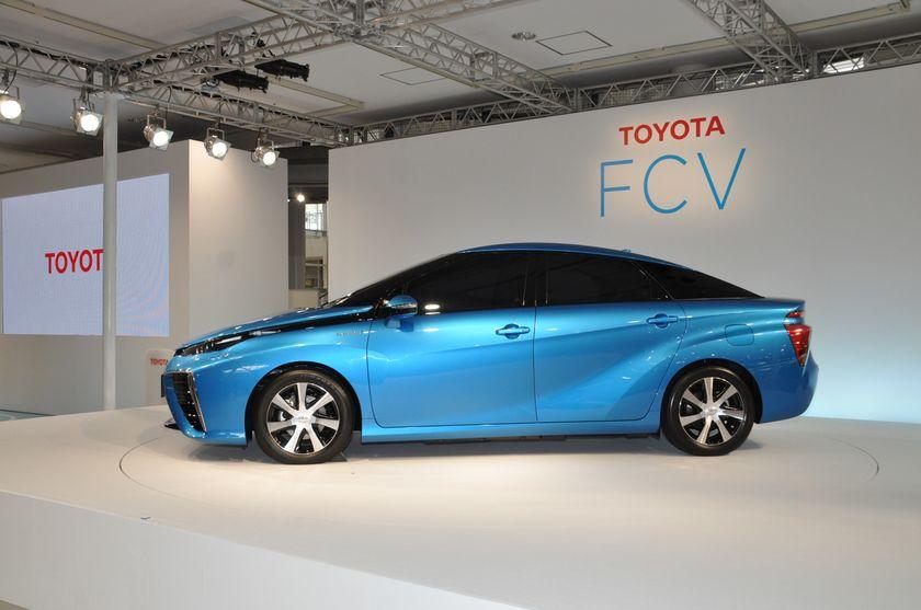 Toyota FCV 01