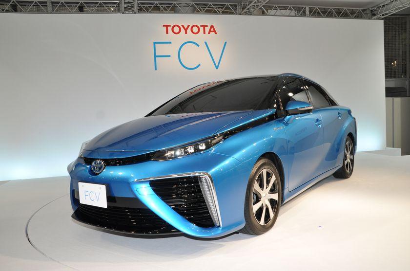 Toyota FCV 02