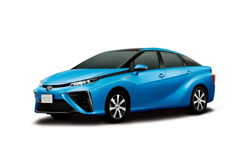 Toyota FCV 03