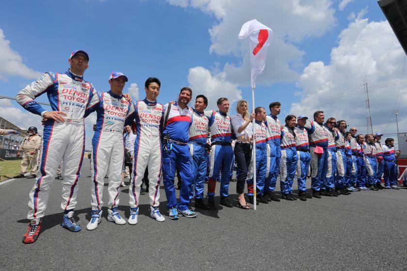 2014 Le Mans 24 Hours 1