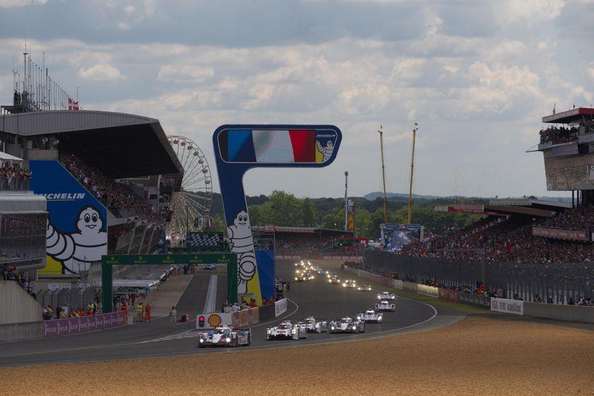 2014 Le Mans 24 Hours 2