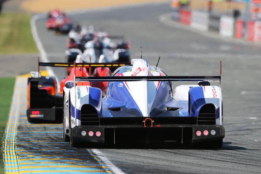 2014 Le Mans 24 Hours 3