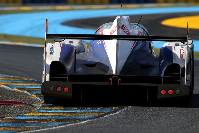 2014 Le Mans 24 Hours 4
