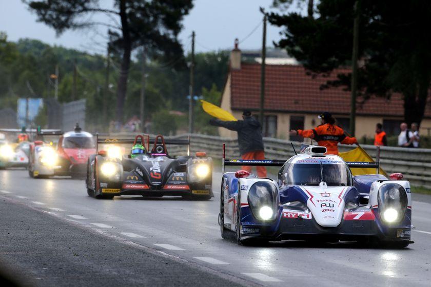 2014 Le Mans 24 Hours 5