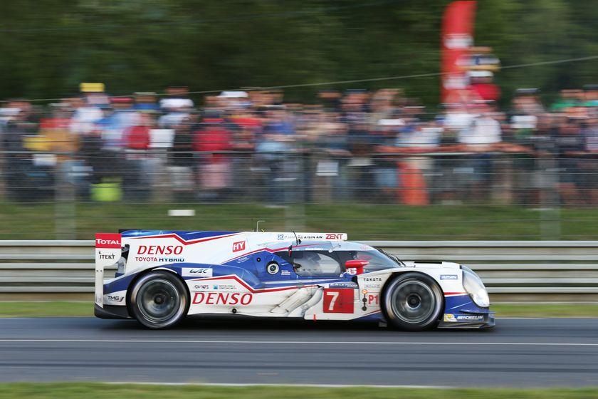2014 Le Mans 24 Hours 6