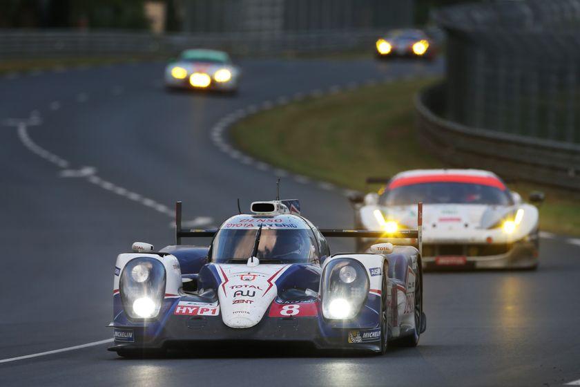 2014 Le Mans 24 Hours 9