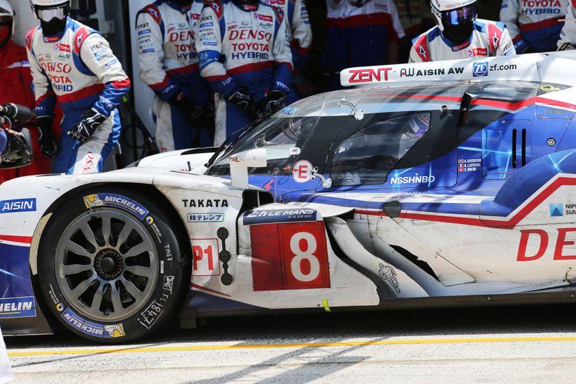 2014 Le Mans 24 Hours 10