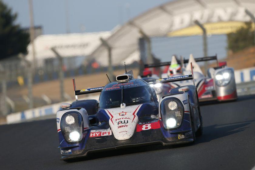 2014 Le Mans 24 Hours 13