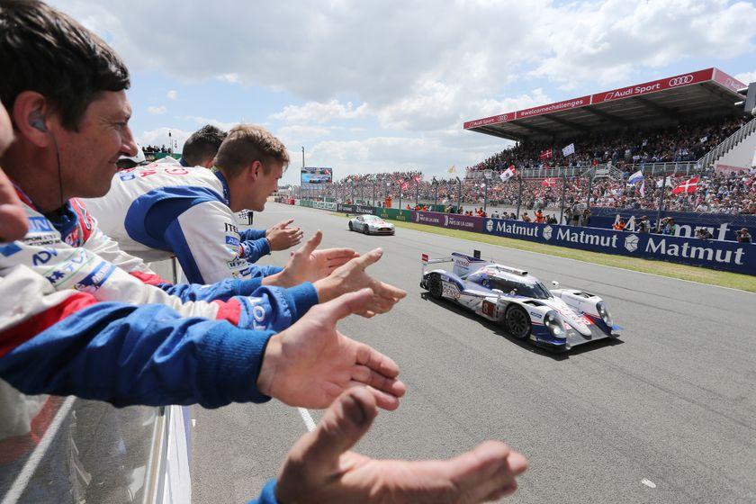 2014 Le Mans 24 Hours 14