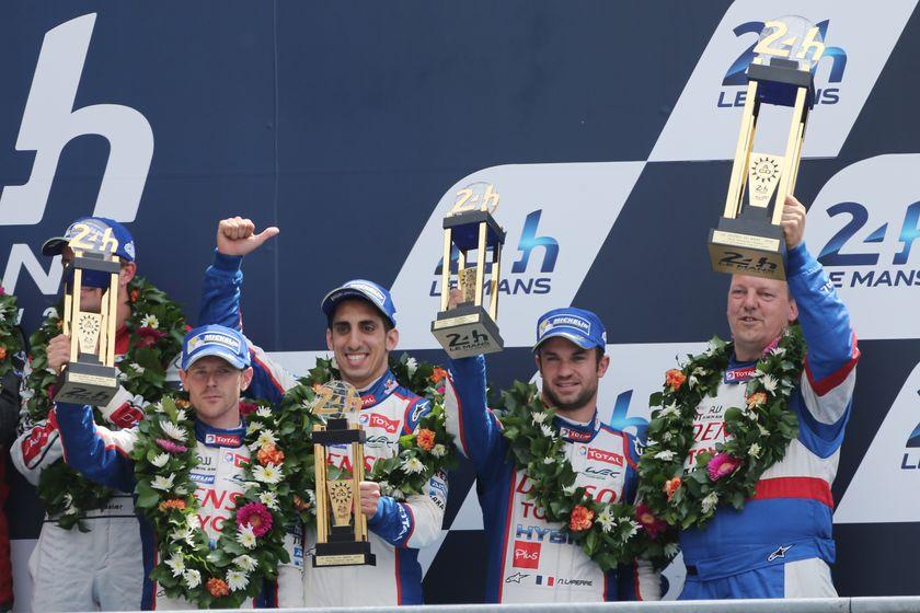 2014 Le Mans 24 Hours 15