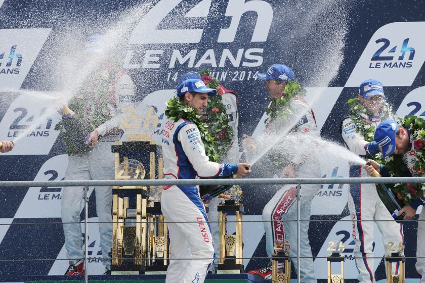 2014 Le Mans 24 Hours 16