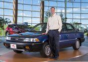 1989 Corolla - TMMC President Brian Krinock
