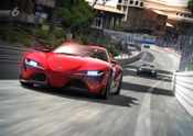 GT6 TOYOTA FT1 Rome