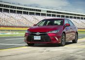2015 Toyota Camry Press Launch