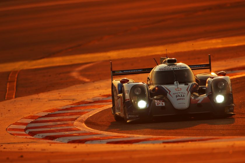 2014 World Endurance Championship