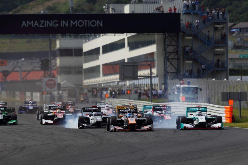 2014 Super Formula