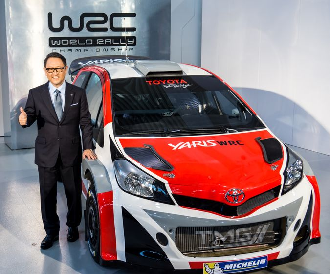2015 Toyota Motorsports Press Conference