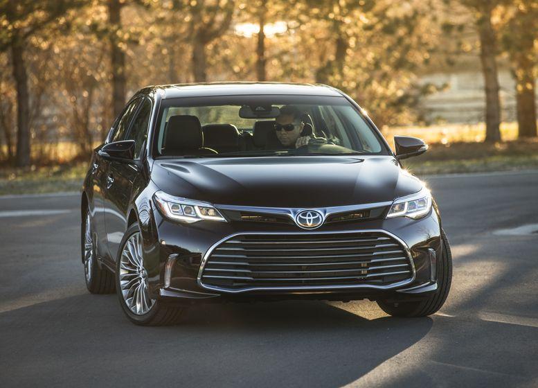 2016 Toyota Avalon-10