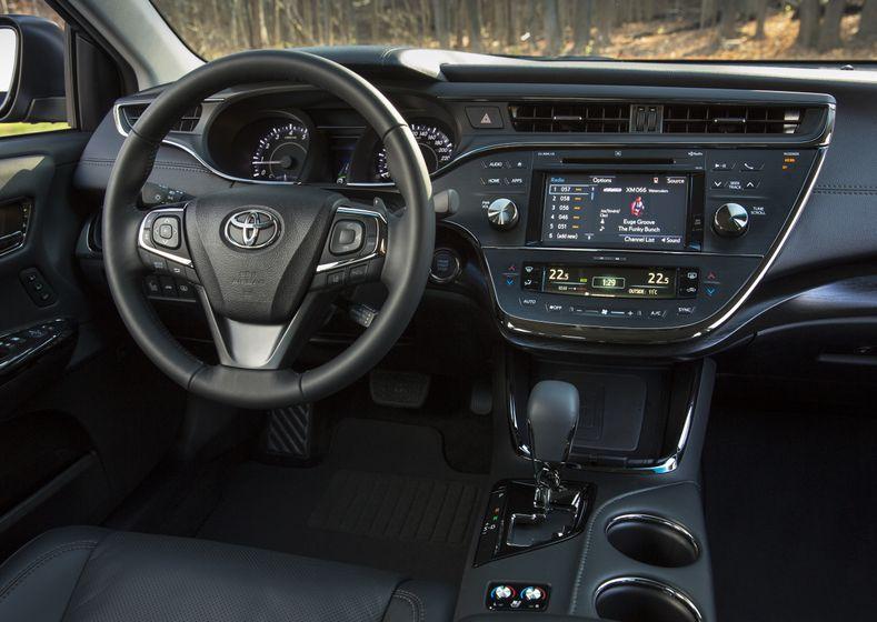 2016 Toyota Avalon-22